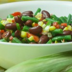 Two Beans and Corn Salad