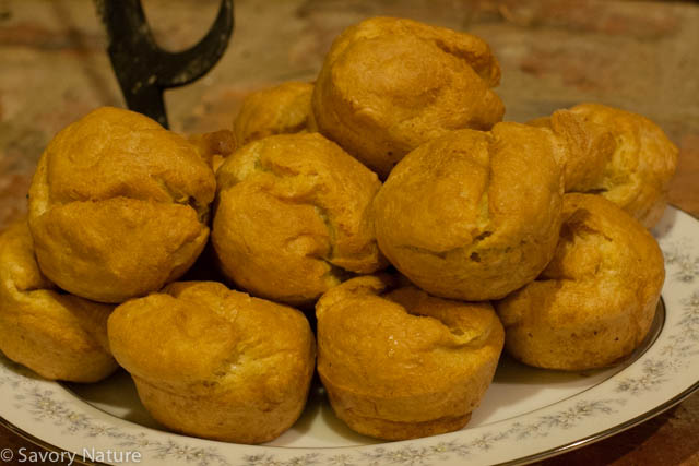 Yorkshire Pudding - Gluten-Free Dairy-Free Soy-Free