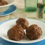 Barbecue Meatballs – Gluten-Free, Nightshade-Free