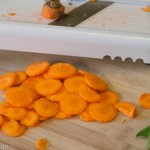 Slice Carrots Quickly with a Mandolin