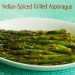 Indian-Spiced Grilled Asparagus