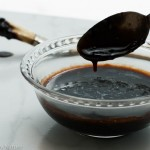 Nightshade Free Blackberry Apricot Barbecue Sauce