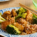 Gluten Free Orange Sesame Chicken