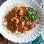 Shrimp and Oyster Etouffee