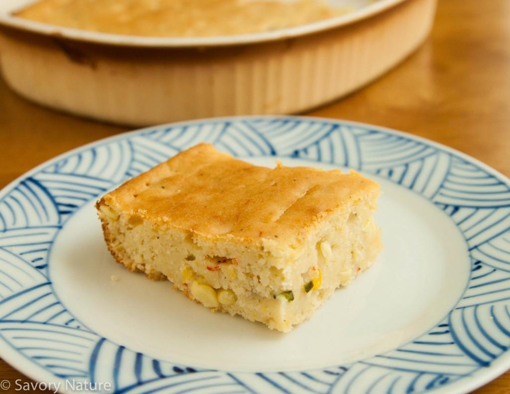 Gluten Free Cornbread Casserole
