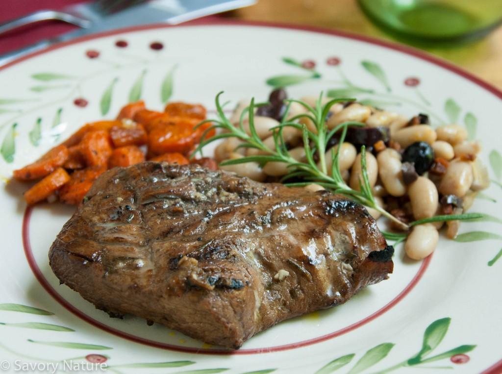 Pork Tenderloin Steaks