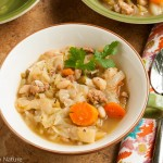 Cabbage Soup with Turkey Sausage