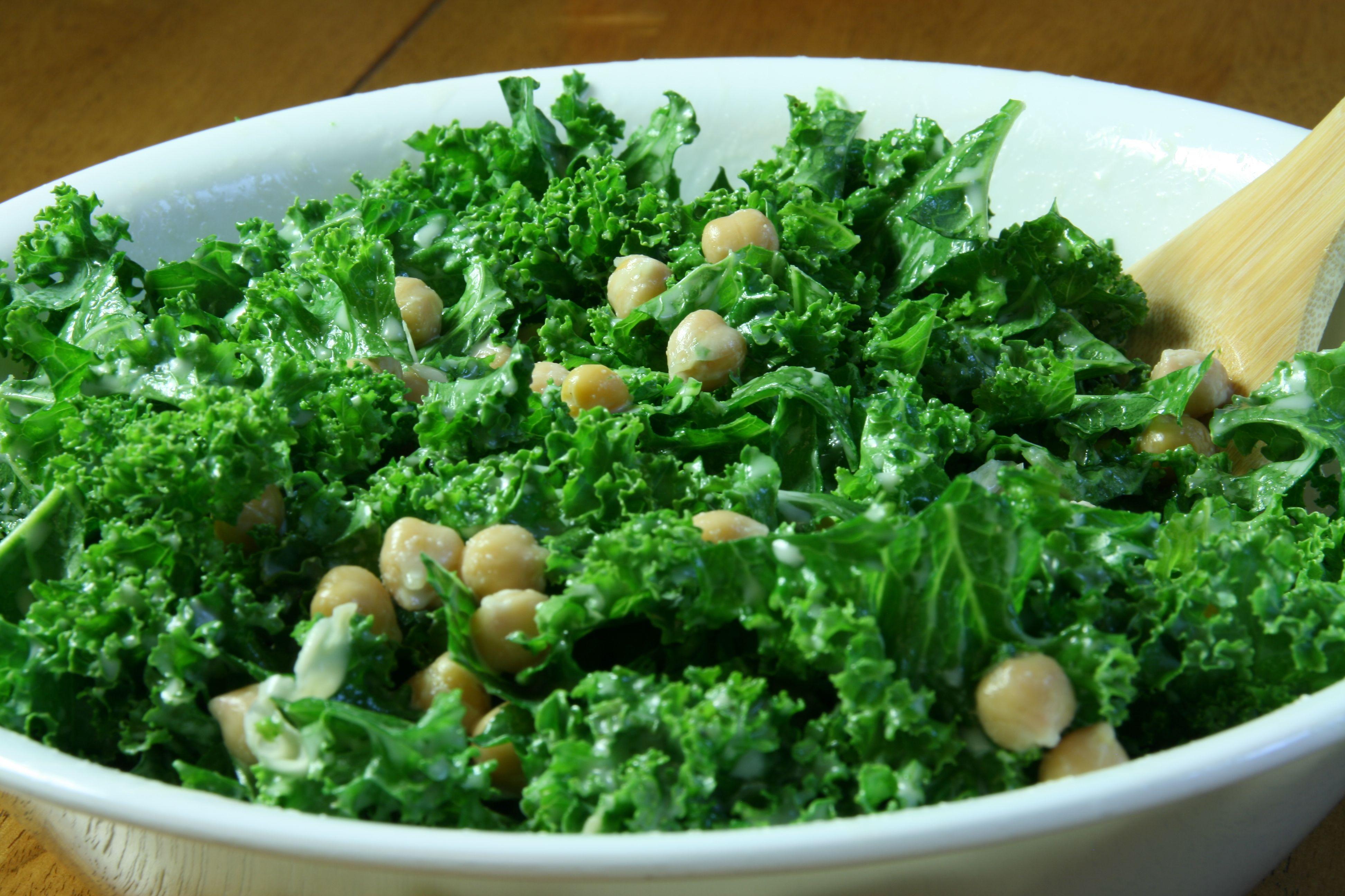 Whole Foods Garlicky Kale
